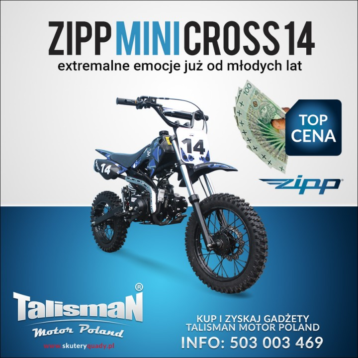 MINI CROSS 14