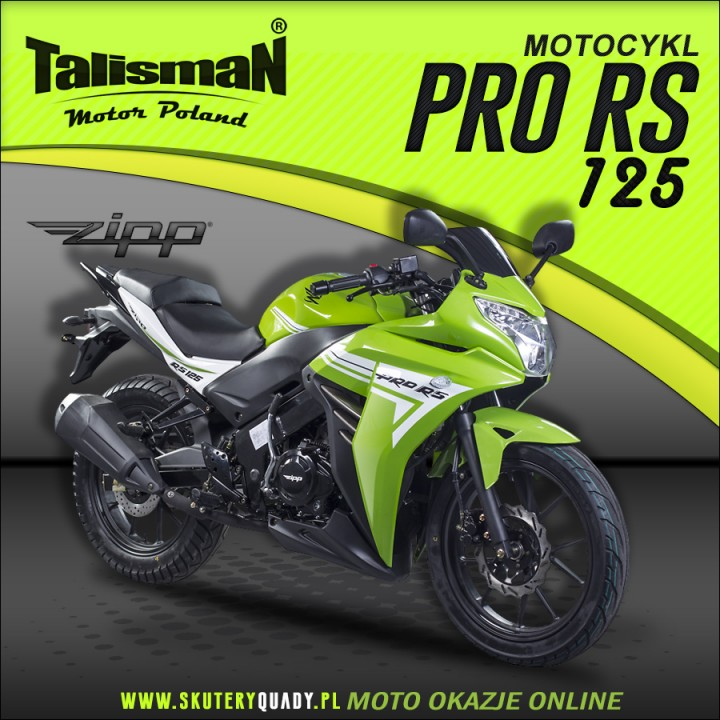 PRO RS 125