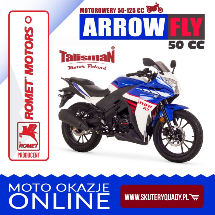 ROMET ARROW FLY 50